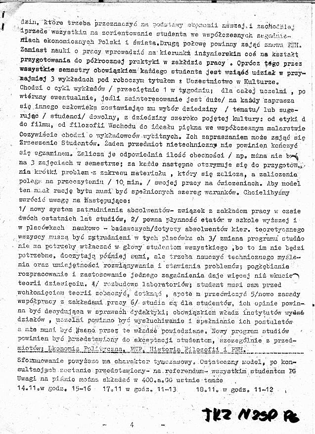 Odezwa - 4