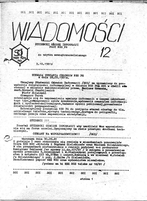 W12 - 1