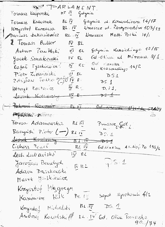 Lista - 3