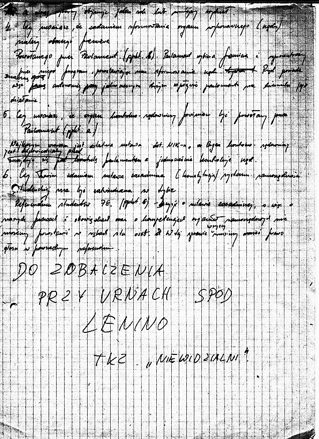 Odezwa - 2